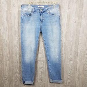 Mavi Emma Slim Boyfriend Size 29 Lightwash Jeans
